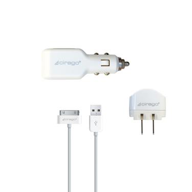 Cirago USB Charger Kit 2.1A IPA3200